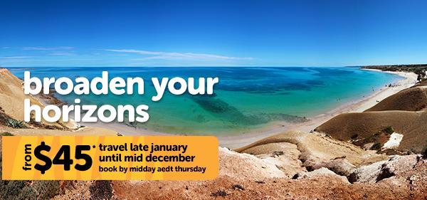 bargain flights across australia